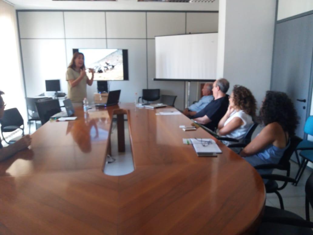 Teaching: Constanza @ CNR-ISPA