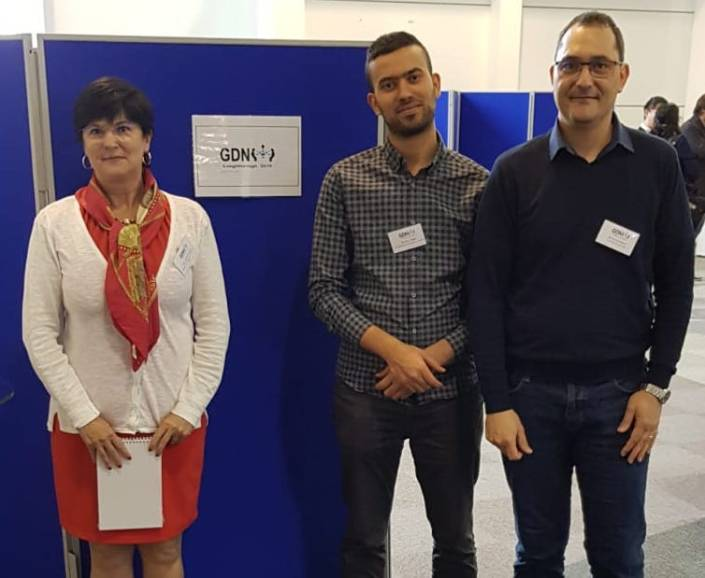 Members of the UT1C team at GDN 2019
